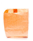 Paper bag isolated Stock Images