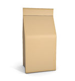 Paper bag package Stock Image