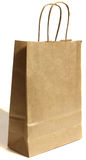 Paper bag, paper sack royalty free stock photo