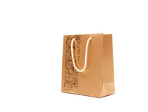 Paper bag shopper Stock Photo