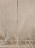 Paper bag surface Stock Photography