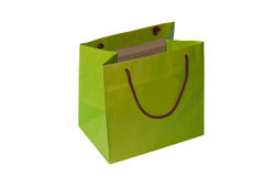 The paper bag Royalty Free Stock Photos