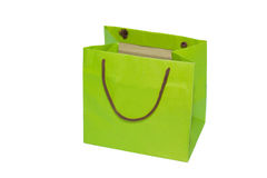 The paper bag Royalty Free Stock Photography