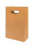 Paper bag Stock Images