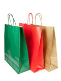 Paper bags Stock Image
