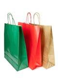 Paper bags Stock Image