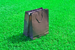 Paper bags Royalty Free Stock Photography