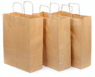 Paper bags Royalty Free Stock Photo