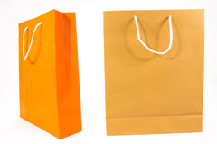 Paper bags Royalty Free Stock Images