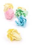 Paper ball Stock Photos