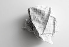 Paper ball. Royalty Free Stock Image