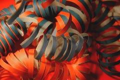 paper banderoll Arkivfoto