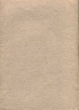 Paper with a beige color tone and a break royalty free stock images