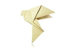 Paper Bird. Stock Photo