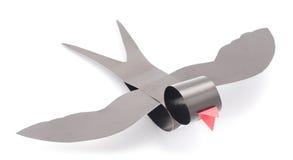 Paper bird. Stock Image