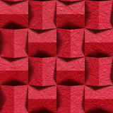 Paper blocks stacked for seamless background Royalty Free Stock Photo