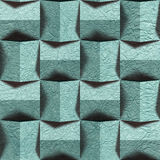 Paper blocks stacked for seamless background Stock Photos