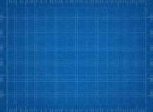 Paper blueprint background. Shoot of  the Paper blueprint background Royalty Free Stock Photo