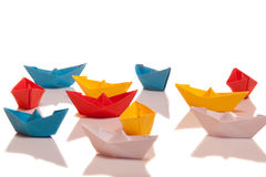 Free Paper Boats Stock Photos - 13916383
