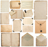 Paper, book, page, cardboard, envelope, photo frame, corner Stock Image