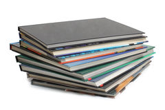 Paper books Royalty Free Stock Photo
