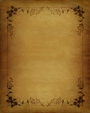 Paper border design Stock Photo