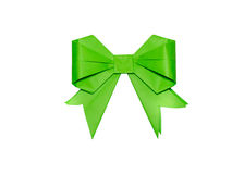 Paper Bow Stock Photography