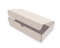 Paper box Royalty Free Stock Photo