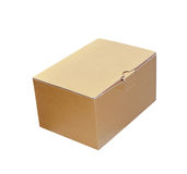 Paper box Royalty Free Stock Image