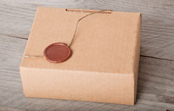 Paper box Stock Photography