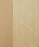 Paper box background. A brown box for background for decorative Stock Image