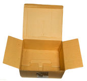 Paper box Royalty Free Stock Photos