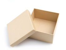 Paper box Stock Image
