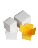 Paper Boxes Royalty Free Stock Image