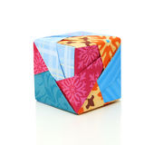 A paper cake box concept Stock Image