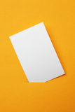 Paper card Stock Images