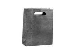 Paper carry bag. Beautiful shot paper carry bag on white background Stock Photo