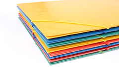 Paper case Stock Image