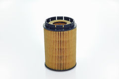 Paperl oil filter Royalty Free Stock Photos