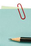 Paper clip Stock Photography