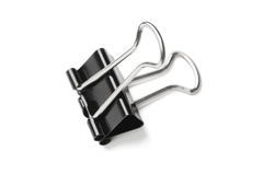 Paper clip Royalty Free Stock Image