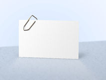 Paper Clip Royalty Free Stock Images
