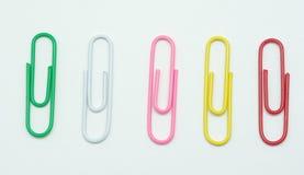 Paper-clip Stock Photos