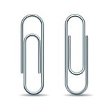 Paper clip. Vector Stock Photo