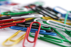 Free Paper Clips Stock Photos - 10060803