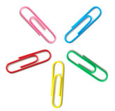 Paper-clips Stock Photos