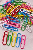 Paper-clips Stock Images