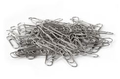 Paper-clips Royalty Free Stock Photography