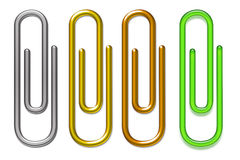 Free Paper Clips Stock Photo - 5946810
