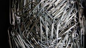 Paper clips Stock Photos